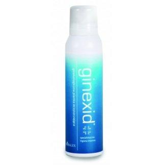 Ginexid, ginekologiczna pianka oczyszczająca do higieny intymnej, 150 ml - zdjęcie produktu
