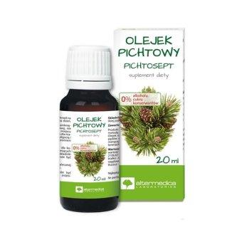 Alter Medica, olejek pichtowy, 20 ml - zdjęcie produktu