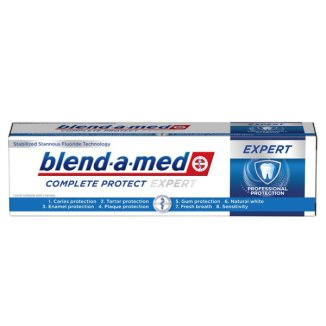 Blend-a-med, pasta do zębów, Protect Expert Professional Protection, 100 ml - zdjęcie produktu