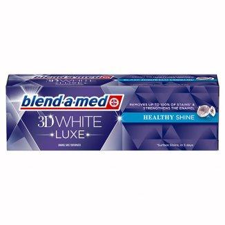 Blend-a-med, pasta do zębów 3D White Luxe Healthy Shine, 75 ml - zdjęcie produktu