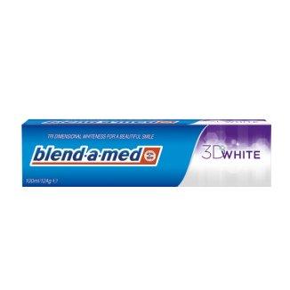 Blend-a-med, pasta do zębów 3D White, 100 ml - zdjęcie produktu