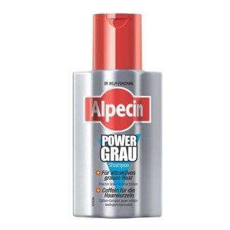 Alpecin Power Grau, szampon, 200 ml - zdjęcie produktu