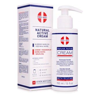 Beta-Skin Natural Active Cream, krem, 150 ml - zdjęcie produktu