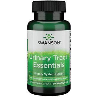 Swanson, Urinary Tract Essentials, 60 kapsułek - zdjęcie produktu