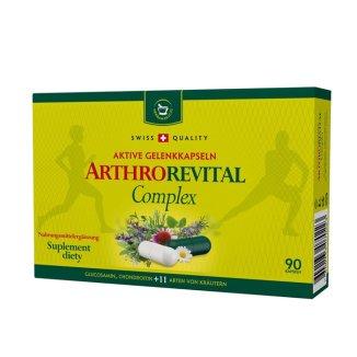 Arthrorevital Complex, 90 kapsułek - zdjęcie produktu