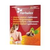 Herbalex, plaster rozgrzewający z kasztanem, 1 sztuka - miniaturka zdjęcia produktu