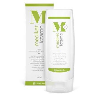 Mediket Ictamo, szampon, 180 ml - zdjęcie produktu