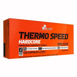 Olimp Thermo Speed Hardcore, 120 kapsułek - zdjęcie produktu