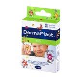 DermaPlast Kids, plastry dla dzieci z opatrunkiem, wodoodporne, 20 sztuk - miniaturka zdjęcia produktu