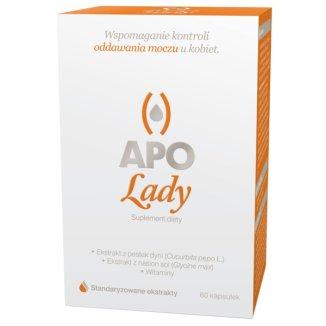Apo Lady, 60 kapsułek - zdjęcie produktu