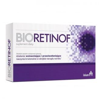 Bioretinof, 60 tabletek - zdjęcie produktu