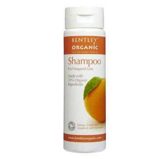 Bentley Organic, szampon z pomarańczą, grejpfrutem, cytryną i rumiankiem, 250 ml - zdjęcie produktu