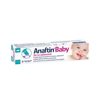 Anaftin Baby, żel na ząbkowanie, 10 ml - zdjęcie produktu