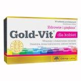 Olimp Gold-Vit dla kobiet, 30 tabletek powlekanych - miniaturka zdjęcia produktu