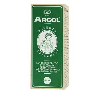 Argol Essenza Balsamica, płyn, 50 ml - zdjęcie produktu