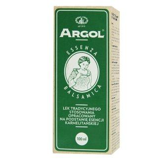 Argol Essenza Balsamica, płyn, 100 ml - zdjęcie produktu