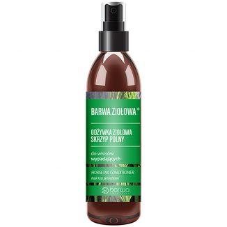 Barwa Ziołowa Skrzyp Polny, odżywka do włosów wypdających, spray, 250 ml - zdjęcie produktu