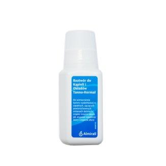 Tanno-Hermal, roztwór do kąpieli i okładów, 100 ml - zdjęcie produktu