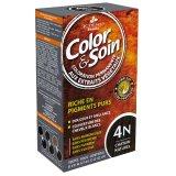 Color&Soin, farba do włosów, 4N, szatyn naturalny, 135 ml - miniaturka zdjęcia produktu