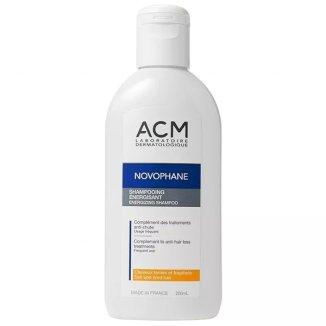 ACM Novophane, szampon energetyzujący, 200 ml - zdjęcie produktu