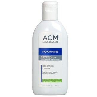 ACM Novophane, szampon sebo-regulujący, 200 ml - zdjęcie produktu