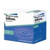 Soczewki kontaktowe SofLens38, 30-dniowe, -5,00, BC 8,7, 6 sztuk - miniaturka zdjęcia produktu