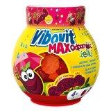 Vibovit Max Odporność Żelki, powyżej 4 lat, smak czarnego bzu, 50 sztuk - miniaturka zdjęcia produktu