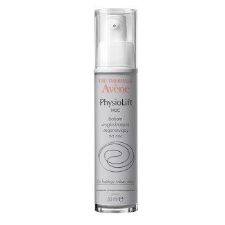 Avene PhysioLift, balsam wygładzająco-regenerujący na noc, 30 ml - zdjęcie produktu