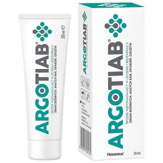 Argotiab 2%, krem, 50 ml - zdjęcie produktu