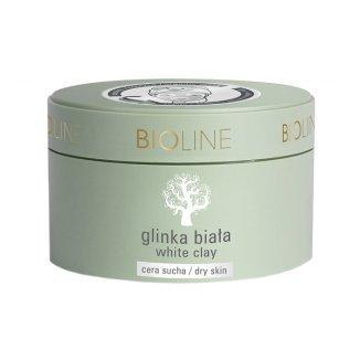 Bioline Glinka biała, cera sucha, 200 ml - zdjęcie produktu