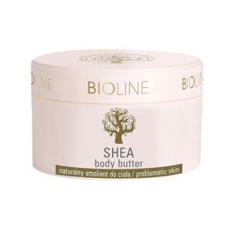 Bioline, masło do ciała, orzechy shea, 200 ml - zdjęcie produktu