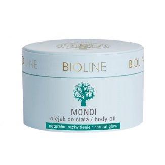 Bioline, olej monoi 100% czysty 200 ml - zdjęcie produktu
