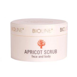 Bioline, peeling morelowy do twarzy i ciała, 200 ml - zdjęcie produktu