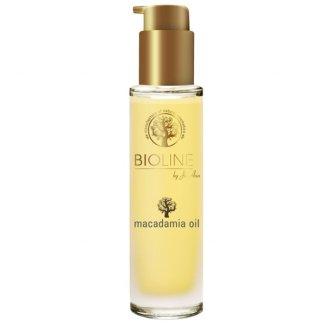 Bioline, olej macadamia 100% czysty, 50 ml - zdjęcie produktu