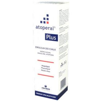 Atoperal Plus, emulsja do ciała, skóra sucha, wrażliwa i atopowa, 400 ml - zdjęcie produktu
