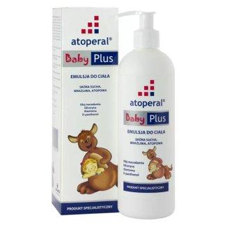 Atoperal Plus, emulsja do ciała, 200 ml - zdjęcie produktu
