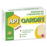 Api Gardin Forte, Propolis, prawoślaz, 16 pastylek do ssania - miniaturka zdjęcia produktu