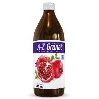 A-Z Granat, 495 ml - zdjęcie produktu