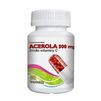 GorVita Acerola, 60 kapsułek - zdjęcie produktu