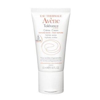 Avene Tolerance Extreme, krem do twarzy o bogatej konsystencji, skóra wrażliwa i nadwrażliwa, 50 ml - zdjęcie produktu