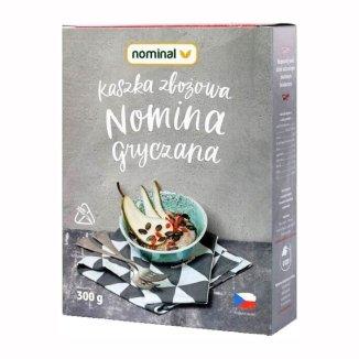 Nominal Kaszka gryczana Nomina, bezglutenowa, 300 g - zdjęcie produktu