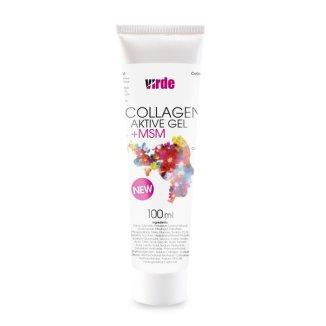 Virde Collagen Aktive Gel + MSM, żel, 100 ml - zdjęcie produktu