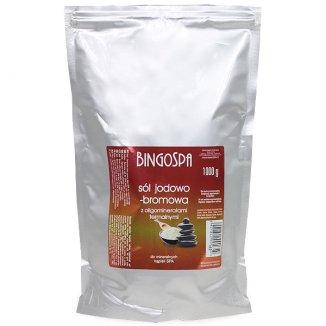 Bingospa, sól jodowo-bromowa do kąpieli, 1 kg - zdjęcie produktu