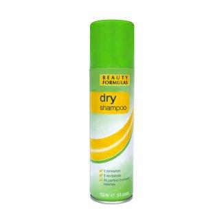 Beauty Formulas, szampon suchy do włosów, 150 ml - zdjęcie produktu