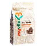 MyVita, Błonnik witalny, naturalny, babka płesznik nasiona, łuska babki, 1000 g - miniaturka zdjęcia produktu