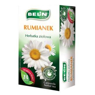 Herbatka Rumianek, BELIN, 24 saszetki - zdjęcie produktu
