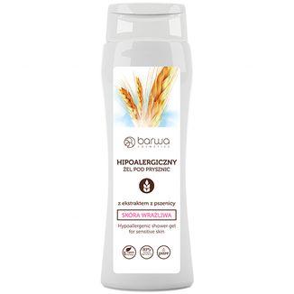Barwa, żel pod prysznic z ekstraktem z pszenicy, 400 ml - zdjęcie produktu