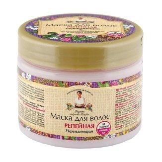 Babuszka Agafia, maska do włosów łopianowa, 300 ml - zdjęcie produktu