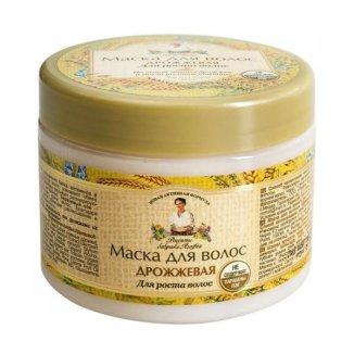 Babuszka Agafia, maska do włosów drożdżowa, 300 ml - zdjęcie produktu