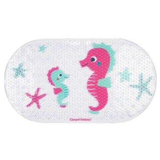 Canpol Babies, mata do kąpieli, 69 cm x 38 cm, Love&Sea, 1 sztuka - zdjęcie produktu
